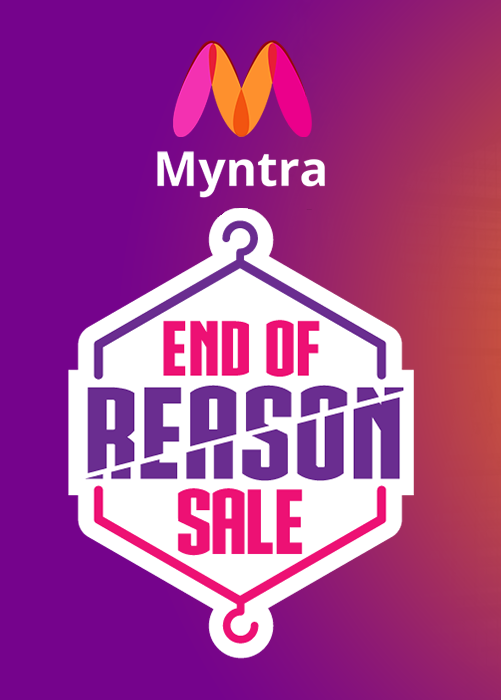 Over 9 million items ordered by over 2 million customers at Myntra Sale