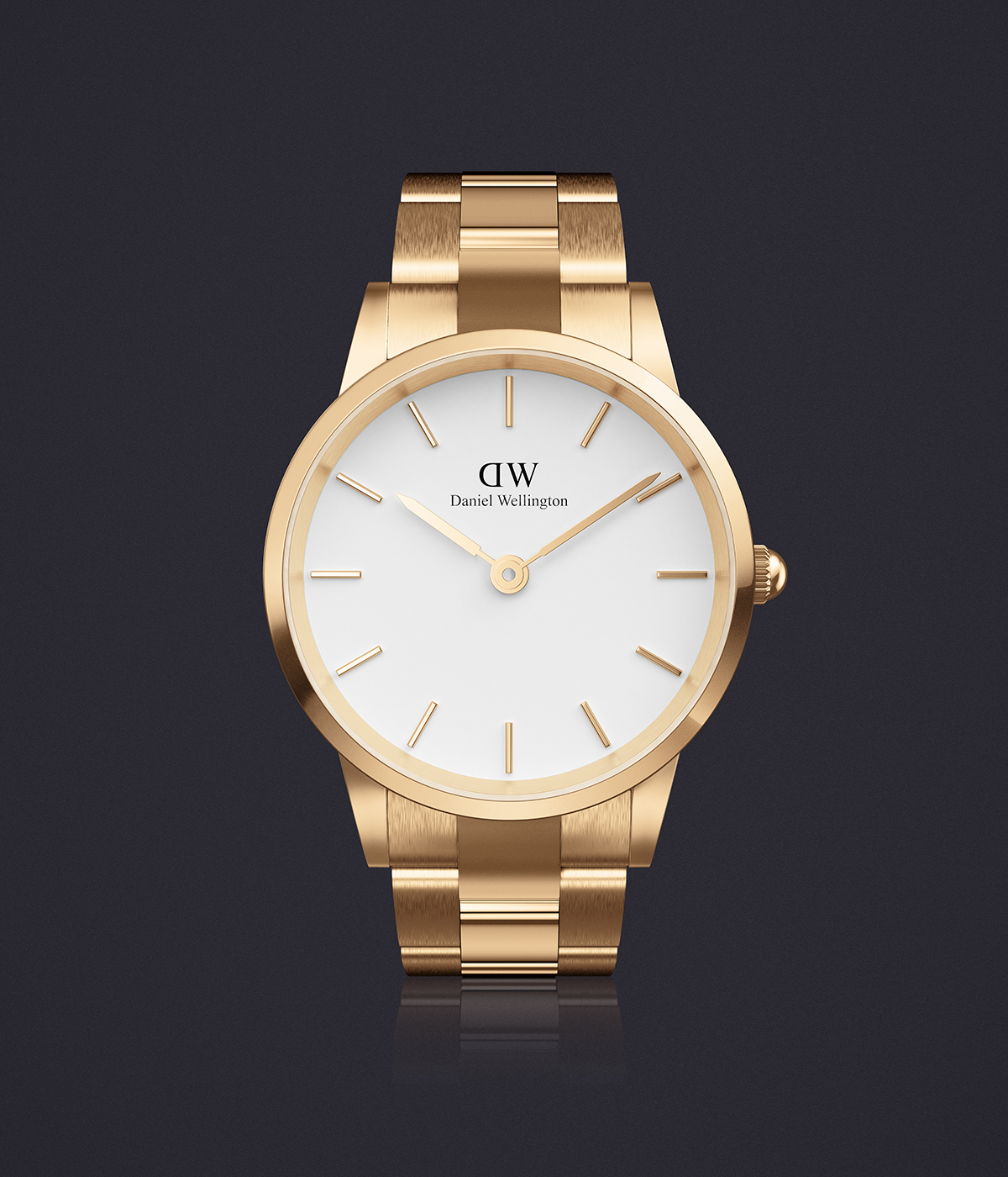 Daniel Wellington's Iconic Link Collection now available online on Myntra