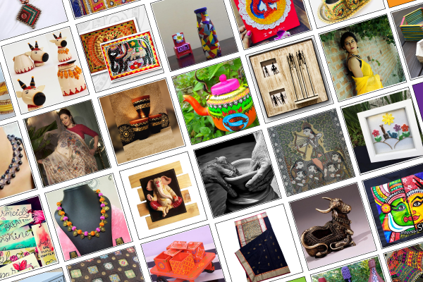 How Authindia is empowering home-based Women Artists and Hobby Crafters.