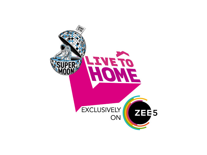 "ZEE LIVE's Supermoon launches ""Live to Home"" on ZEE5"