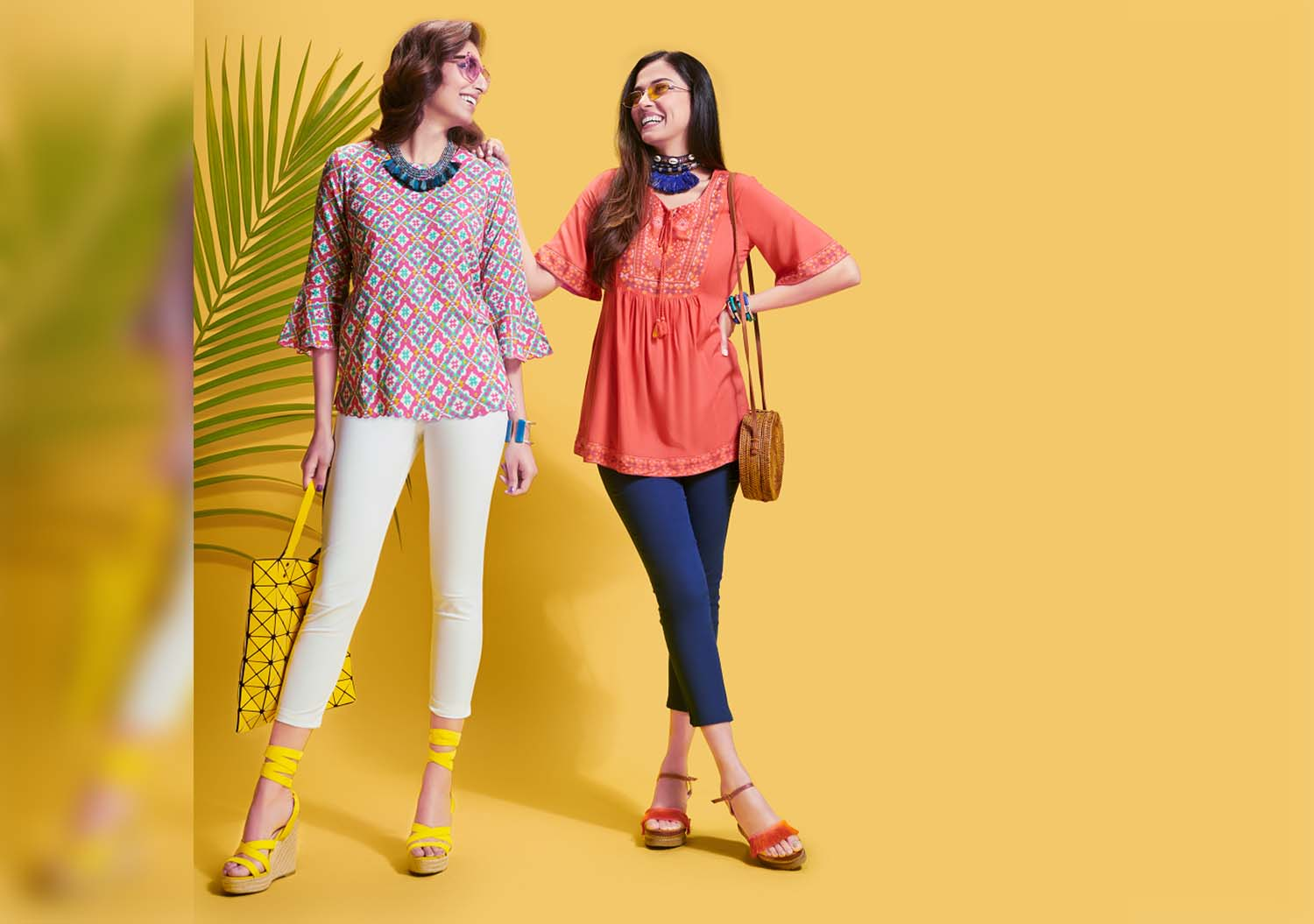 Refresh your wardrobe with Rangriti's summer collection 2021